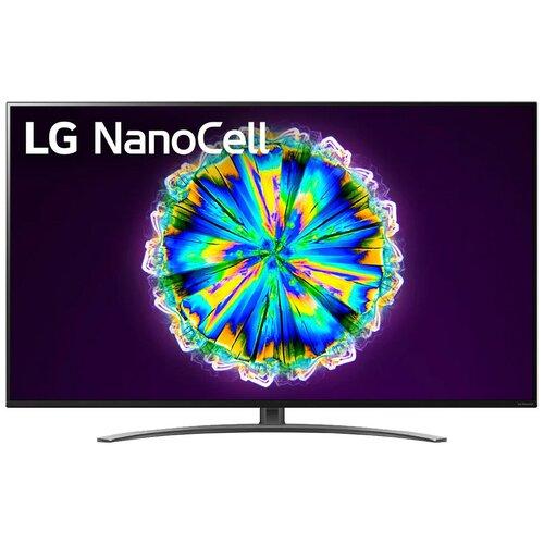 Фото - Телевизор NanoCell LG 65NANO866 65 (2020), черный nanocell телевизор lg 65nano906na 65 ultra hd 4k
