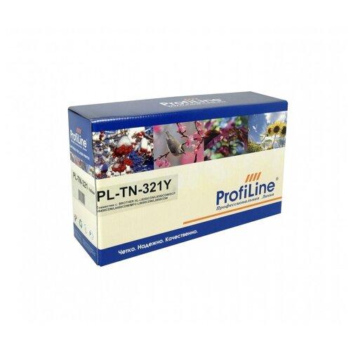 Фото - Картридж ProfiLine PL-TN-321-Y, совместимый картридж profiline pl q7562a y совместимый