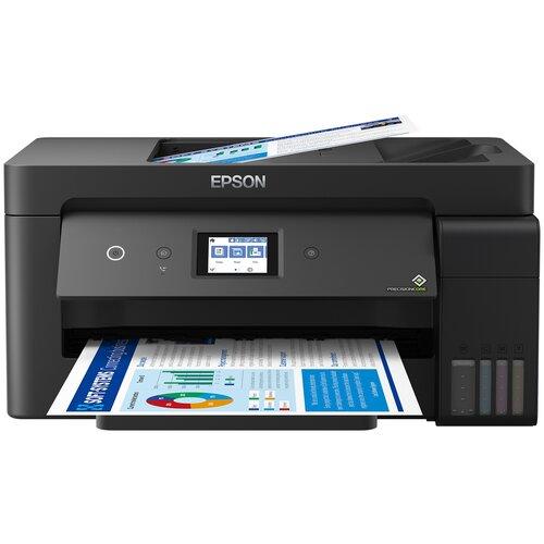 Фото - МФУ Epson EcoTank L14150, черный мфу epson l4160