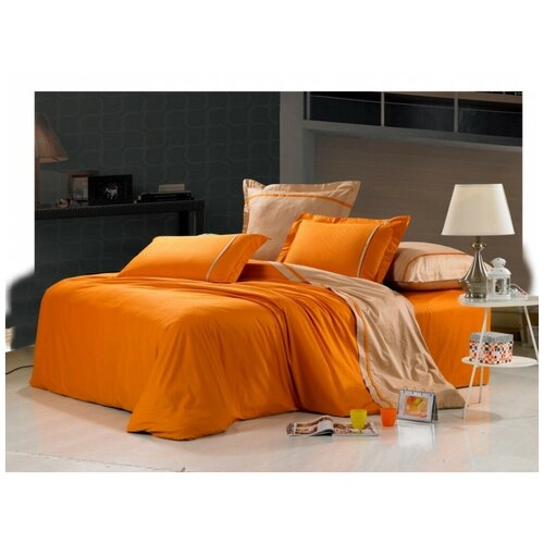 Фото - Постельное белье Семейное Вальтери OD-14, Сатин, 50x70 и 70x70 постельное белье stefan landsberg flicker семейное