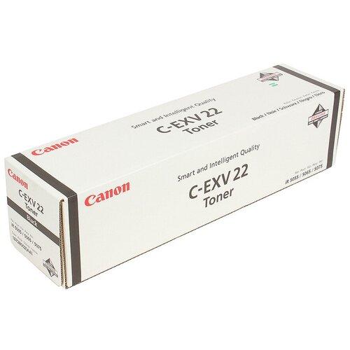Картридж Canon C-EXV22 BK (1872B002)