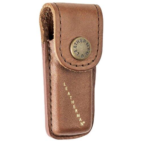 Фото - Чехол для мультитула LEATHERMAN Herritage Exstra Small (832592) коричневый чехол для мультитула leatherman leatherman nylon sheath l черный l