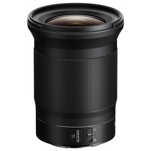 Объектив Nikon 20mm f/1.8S Nikkor Z недорого