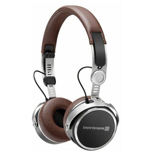 Беспроводные наушники Beyerdynamic Aventho Wireless, brown