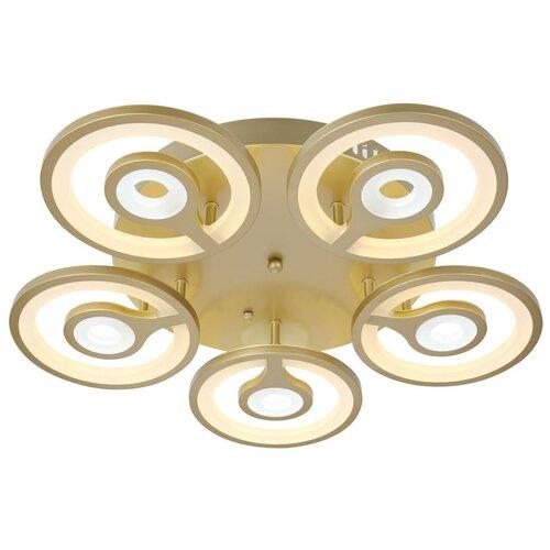 Фото - Люстра светодиодная Stilfort Andria 2080/03/05C, LED, 70 Вт светодиодная stilfort oliver 2073 03 04c led 48 вт