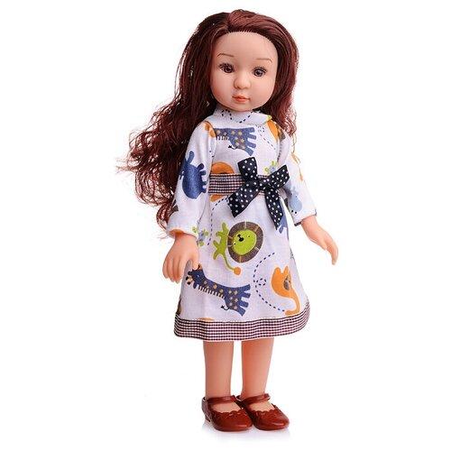 Фото - Кукла Oubaoloon, 34 см, DA666-3 кукла oubaoloon martina 14 см 601 c