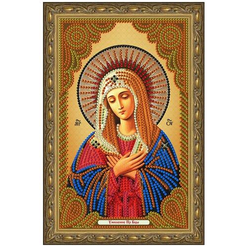Купить Алмазная живопись иконы Color Kit Умиление Пресвятой Богородицы 20х30, Алмазная вышивка