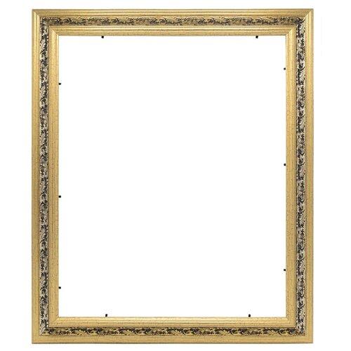 Купить Рама багетная для картины на подрамнике 30х40, VRBVZ2/золото, LaKarti, Рамки