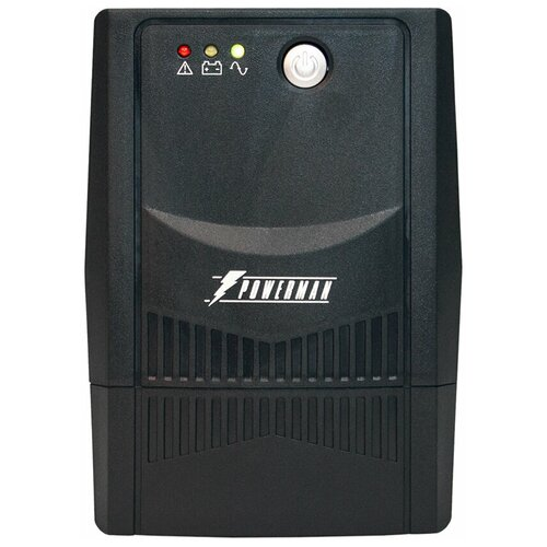Интерактивный ИБП Powerman Back Pro 800 Plus интерактивный ибп powerman back pro 1000 plus
