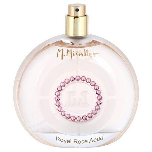 Купить Парфюмерная вода M. Micallef Royal Rose Aoud, 100 мл
