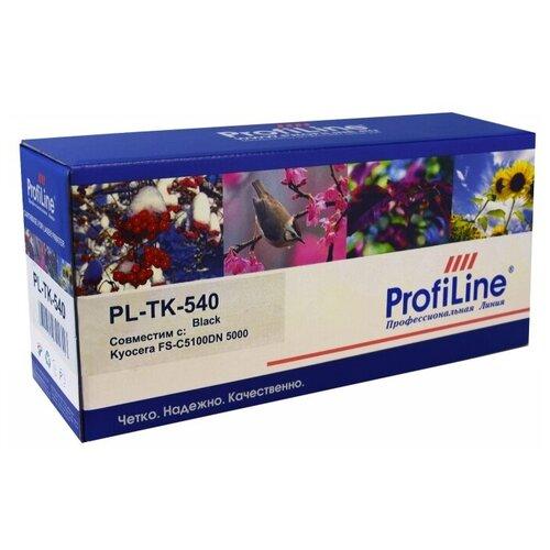 Фото - Картридж ProfiLine PL-TK-540K-Bk, совместимый картридж profiline pl tk 865k pl tk 865k bk