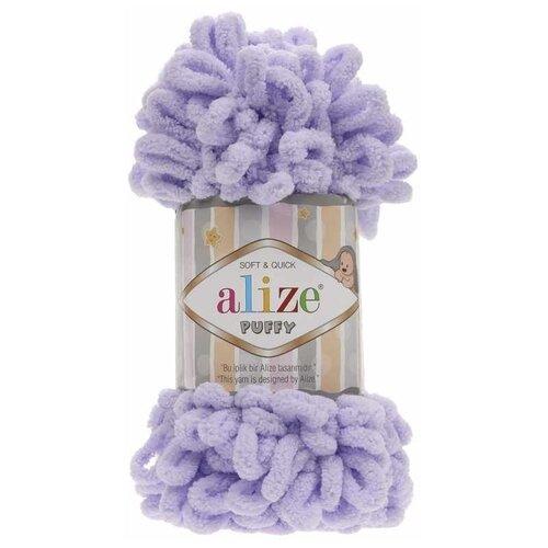 Купить Пряжа Alize Puffy цвет