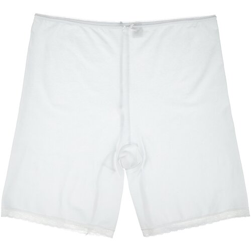 MiNiMi Трусы панталоны с завышенной талией, размер 54/3XL, белый (bianco)