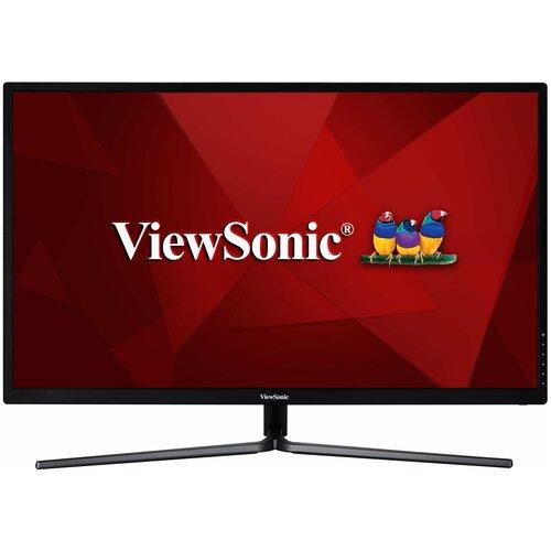 Монитор Viewsonic VX3211-mh 31.5, черный
