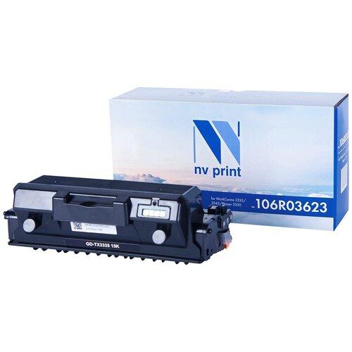 Фото - Картридж NV Print 106R03623 для Xerox, совместимый картридж nv print 006r01518 для xerox совместимый