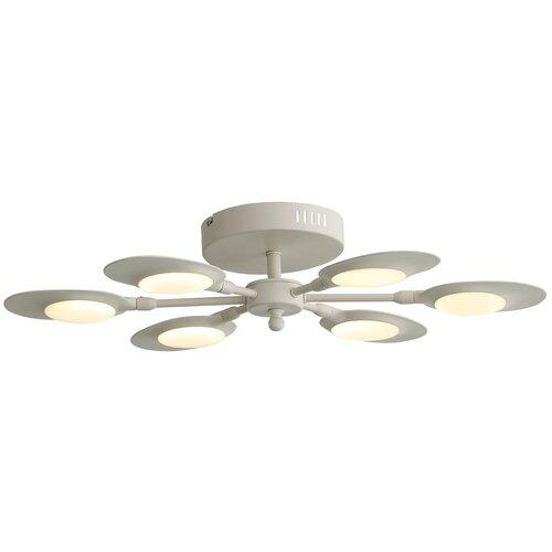 Люстра светодиодная ST Luce Farfalo SL824.502.06, LED, 39 Вт