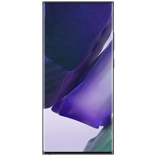 Смартфон Samsung Galaxy Note 20 Ultra 8/256GB, черный смартфон samsung galaxy note 10 8 256gb aura glow аура