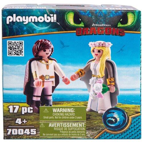 Купить Конструктор Playmobil Dragons 70045 Дополнительный набор, Конструкторы