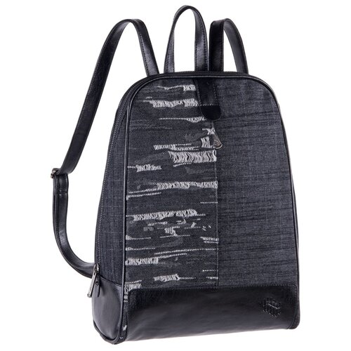 Рюкзак PULSE MODENA BLACK JEANS, 27x38x15см pulse рюкзак pulse scate black dot