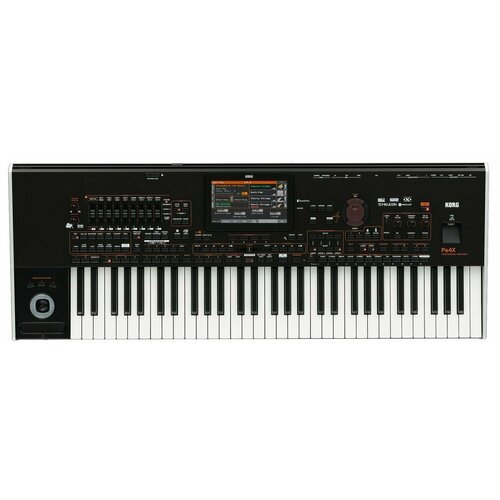 Синтезатор KORG Pa4X 61 черный