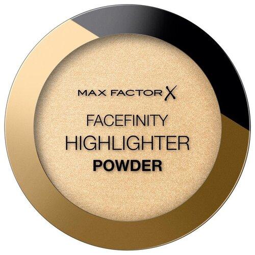 Max Factor Пудра-хайлайтер Facefinity Highlighter 002 Golden Hour becca golden hour