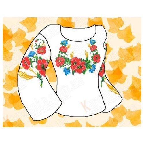 Заготовка для сорочки «Каролинка» КБФ 01 фото