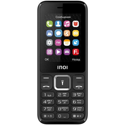 Телефон INOI 242 черный