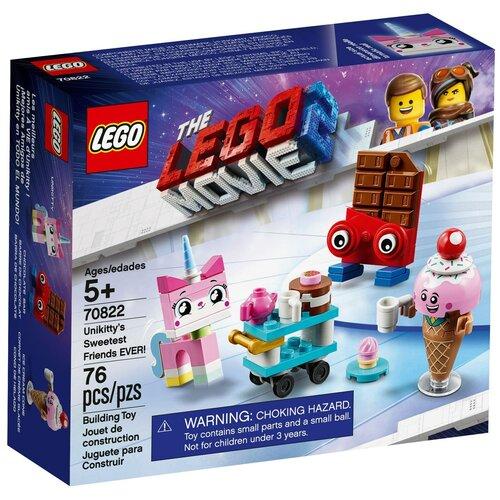 Конструктор LEGO The LEGO Movie 70822 Самые лучшие друзья Кисоньки