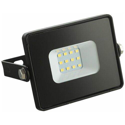 Прожектор светодиодный 10 Вт Feron LL-918 (IP65 4000K черный)