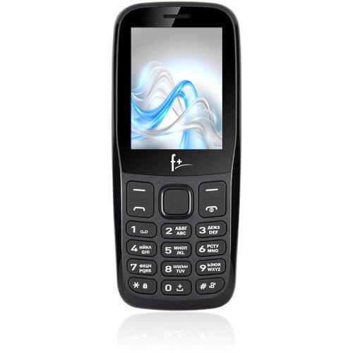Телефон F+ F256 черный