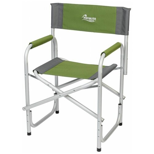 Кресло Premier fishing PR-231-1 зеленый/серый 0 pr на 100
