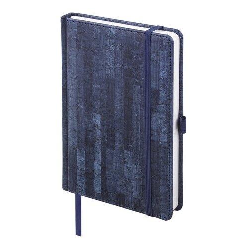 Купить Ежедневник BRAUBERG Wood недатированный, А5, 136 листов, синий, Ежедневники, записные книжки