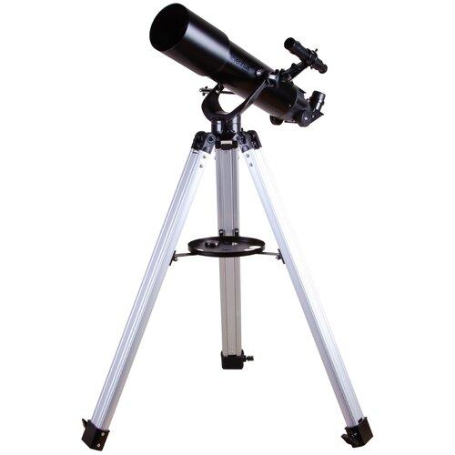 Фото - Телескоп LEVENHUK Skyline BASE 80T черный levenhuk skyline travel sun 50