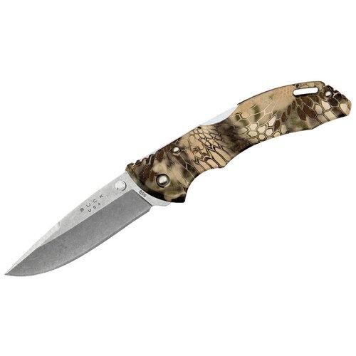 Нож складной BUCK 286 Bantam BHW Kryptek Highlander Camo