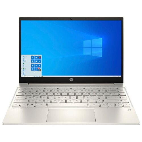 "Ноутбук HP Pavilion 13-bb0023ur (Intel Core i7 1165G7 2800MHz/13.3""/1920x1080/16GB/512GB SSD/Intel Iris Xe Graphics/Windows 10 Home) 2X2N1EA теплый золотистый/ярко-золотистый"