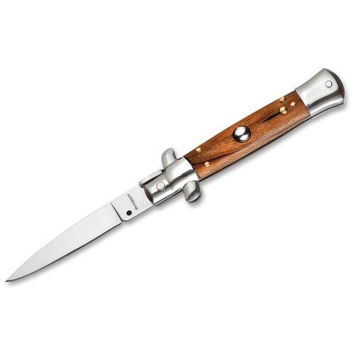 Фото - Нож складной Boker Magnum Sicilian Needle (BK01MB279) коричневый нож складной boker magnum shadow 01mb428 черный