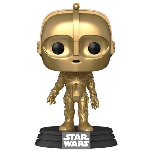 Фото - Фигурка Funko POP: Star Wars Concept Series – C-3PO Bobble-Head (9,5 см) фигурка funko pop star wars rise of skywalker – jannah bobble head 9 5 см