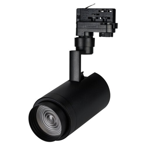 Трековый светильник-спот Arlight LGD-ZEUS-4TR-R88-20W Warm (BK, 20-60 deg) трековый светильник спот arlight lgd zeus 4tr r88 20w day bk 20 60 deg