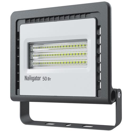Прожектор светодиодный 50 Вт Navigator NFL-01-50-4K-LED