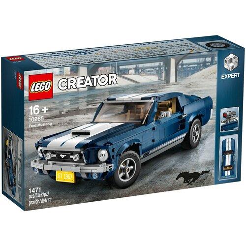 Фото - Конструктор LEGO Creator 10265 Форд Мустанг lego creator городской магазин игрушек 31105
