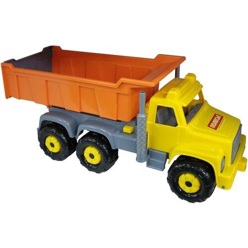 грузовик полесье 1657 41 см Грузовик Полесье Супергигант (5113), 81 см