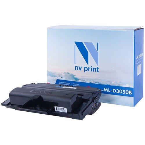 Фото - Картридж NV Print ML-D3050B для Samsung, совместимый картридж aquamarine ml d3050b совместимый с samsung ml d3050b цвет черный на 8000 стр печати