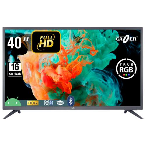Телевизор GAZER TV40-FS2G 40