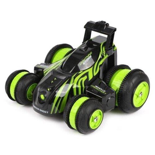 Купить Игрушка Yako toys Машинка перевертыш Шторм, машина на радиоуправлении, радиоуправляемая, игрушечная, детская, 4*4, Роботы и трансформеры