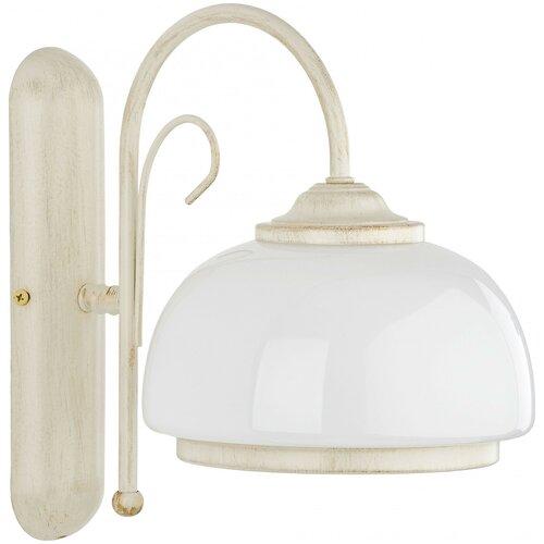 Настенный светильник Alfa Paris White 18410, 60 Вт недорого