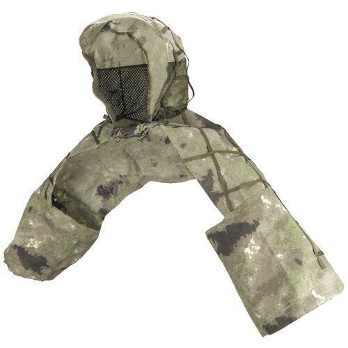 Маскировочная сетка East-Military Снайперская накидка VH мох