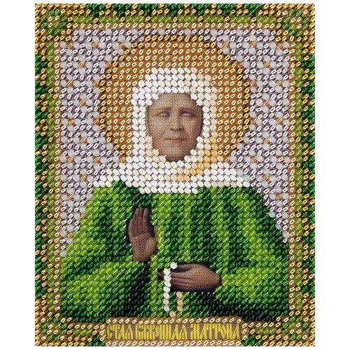 Купить Набор для вышивания PANNA CM-1820 ( ЦМ-1820 ) Икона Святой блаженной Матроны Московской , Наборы для вышивания