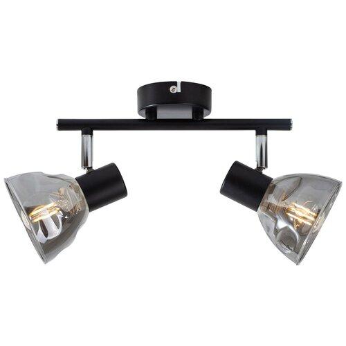 Фото - Настенно-потолочный светильник Toplight Maralyn TL1234Y-02BL, E14, 80 Вт светильник без эпра toplight sharyl tl3720y 03bb 48 х 16 см e14