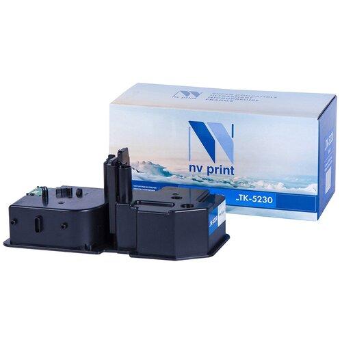 Фото - Картридж NV Print TK-5230 Black для Kyocera, совместимый картридж nv print nv tk 5280m совместимый