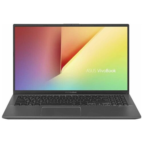 "Ноутбук ASUS VivoBook A512JF-BQ058 (Intel Core i5-1035G1 1000MHz/15.6""/1920x1080/8GB/128GB SSD/1000GB HDD/NVIDIA GeForce MX130 2GB/DOS) 90NB0R93-M00660 серый"